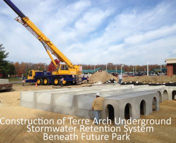 NPDES Stormwater Management Design Photo gallery